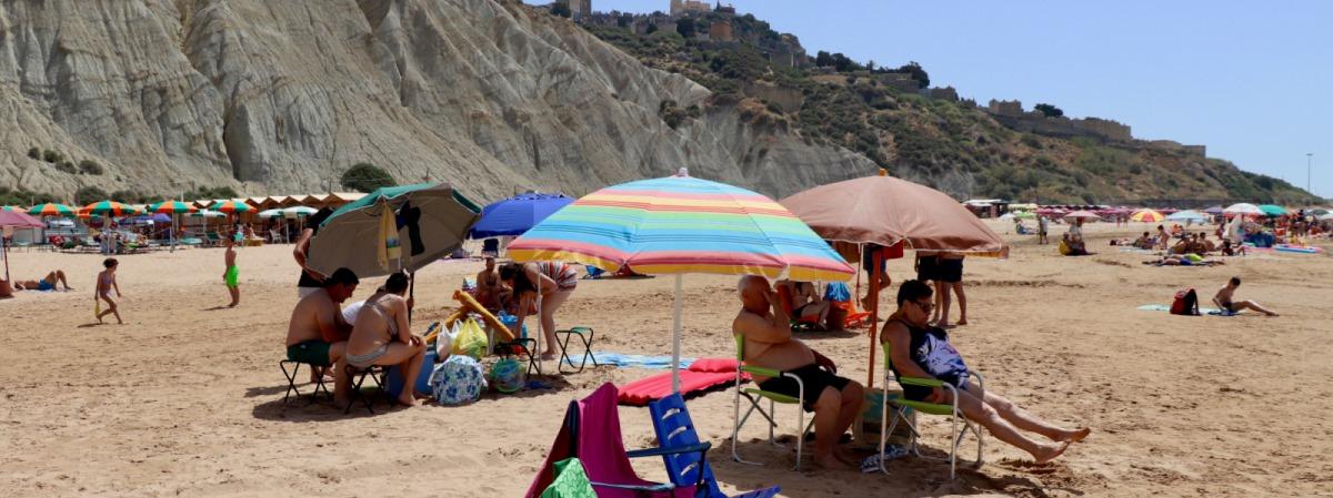 cosa mangiano i siciliani in spiaggia