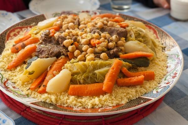 couscous favignana