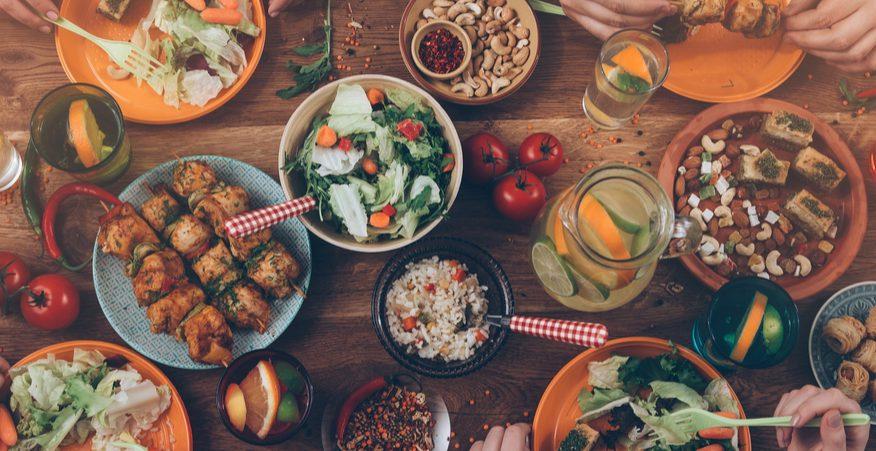 il discorso del cibo