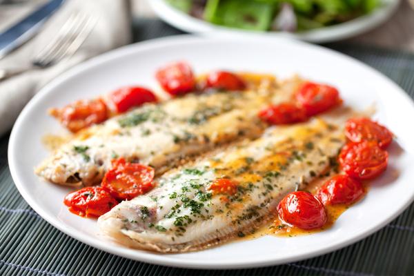 pesci piatti ricette
