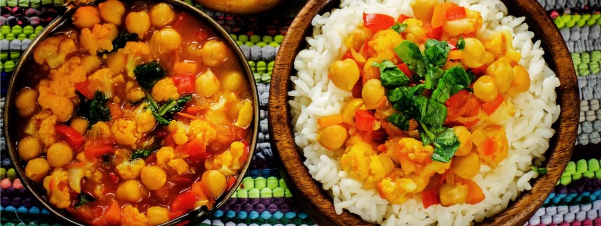 ricette indiane vegan
