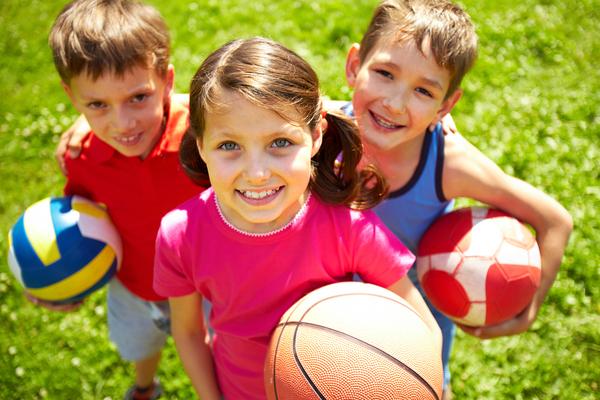 dieta e sport nei bambini