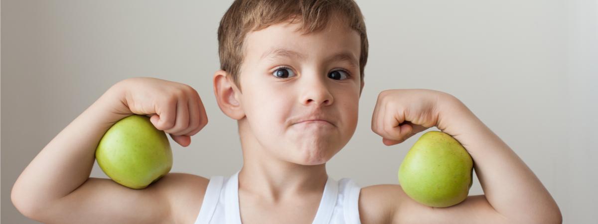 dieta per bambini che fanno sport