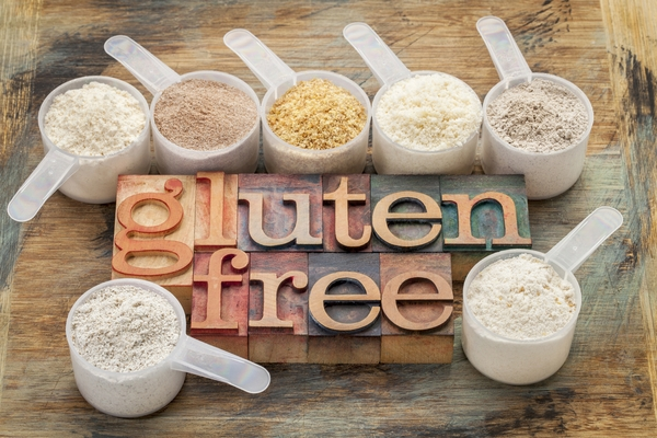 farine gluten free
