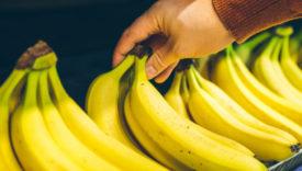 pesticidi nelle banane