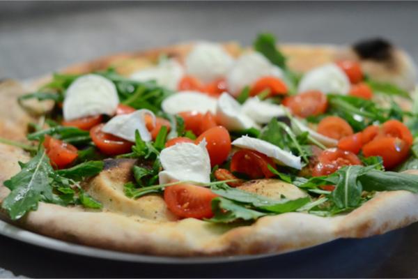 pizza romana impasto