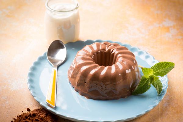 bavarese cioccolato fondente