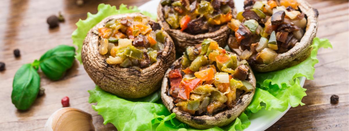 buffet vegano