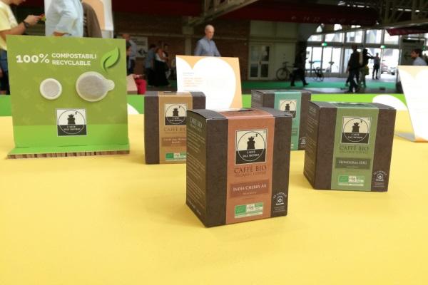 capsule compostabili caffè bio