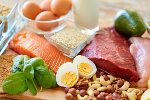 consumo proteine