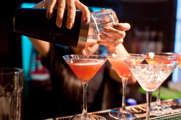 coppette da cocktail