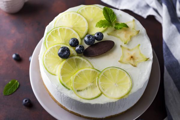 mousse al limone ricetta