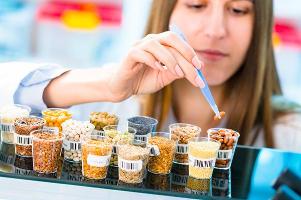 ricerca genetica cibo