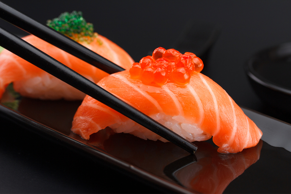 sushi vibriosi