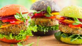 burger vegetali