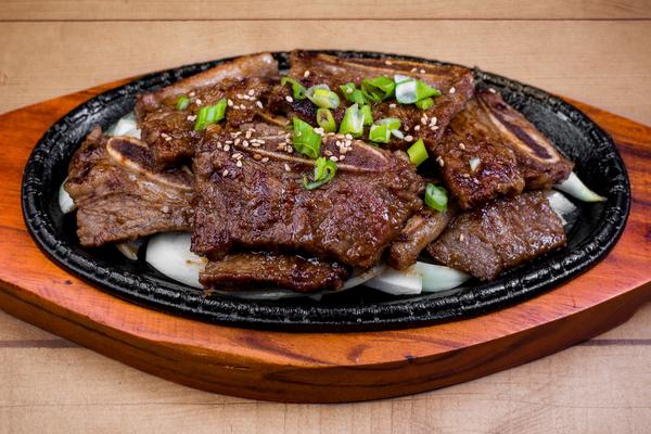 carne cucina coreana