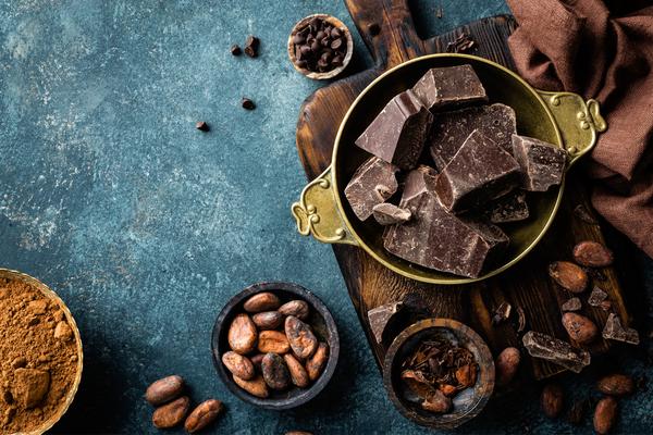 cioccolato fondente caratteristiche