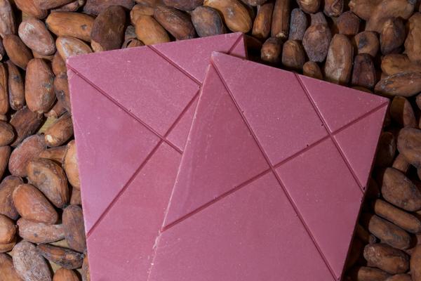 cioccolato rosa caratteristiche
