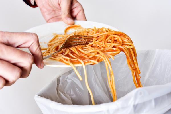 food delivery spreco alimentare