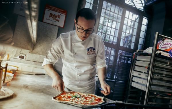 gino sorbillo pizzaiolo