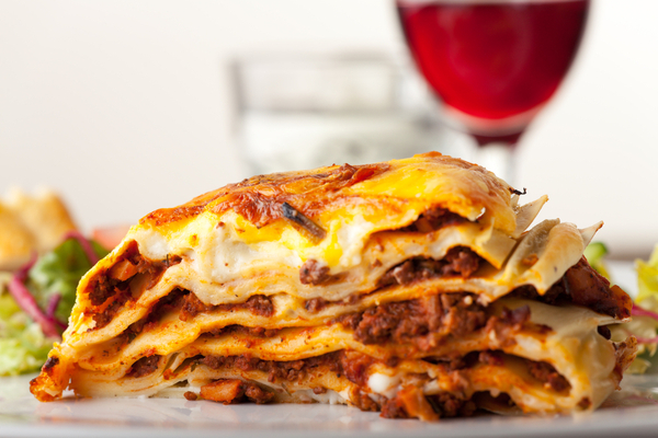 lasagne errori
