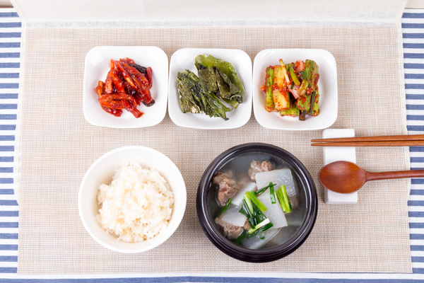tavola coreana