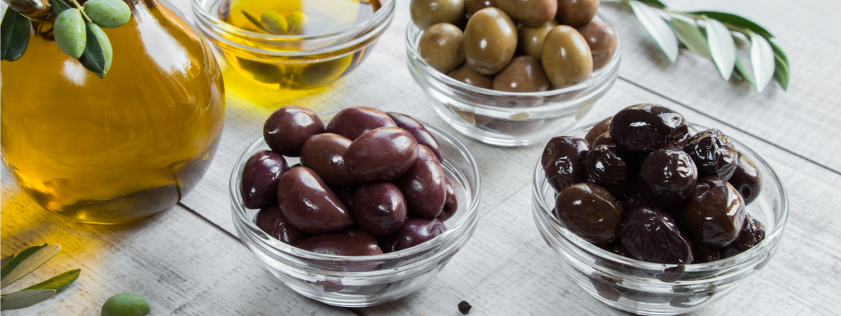 tipologie di olive