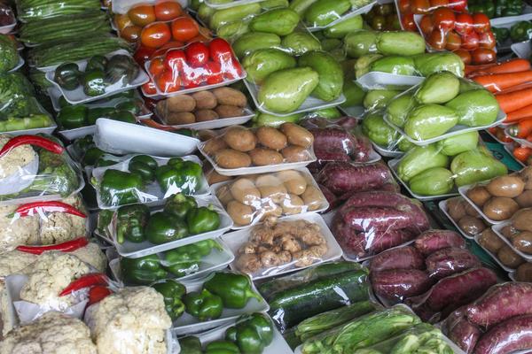 verdure confezionate