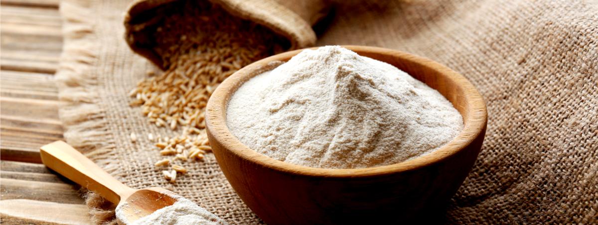 come sostituire farina bianca con integrale