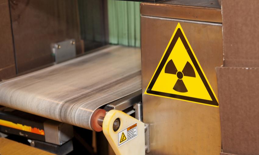 irradiazione cibi