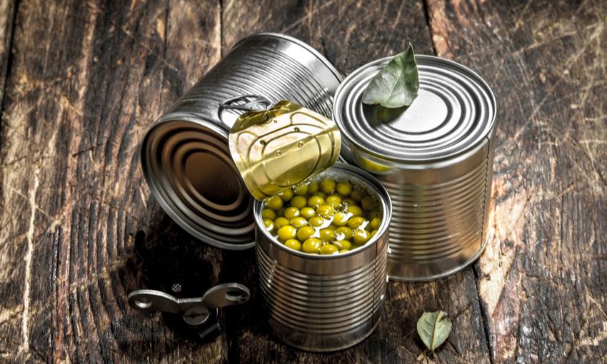 legumi in scatola proprietà