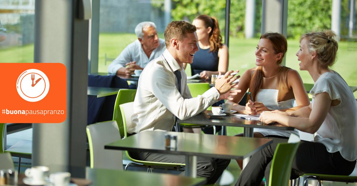 Pranzo al lavoro: le linee guida europee per un pasto sano