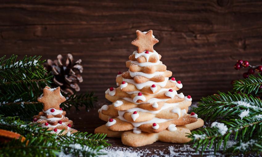 alberelli biscotti cioccolato bianco