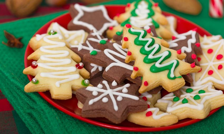 biscottini natalizi ricetta