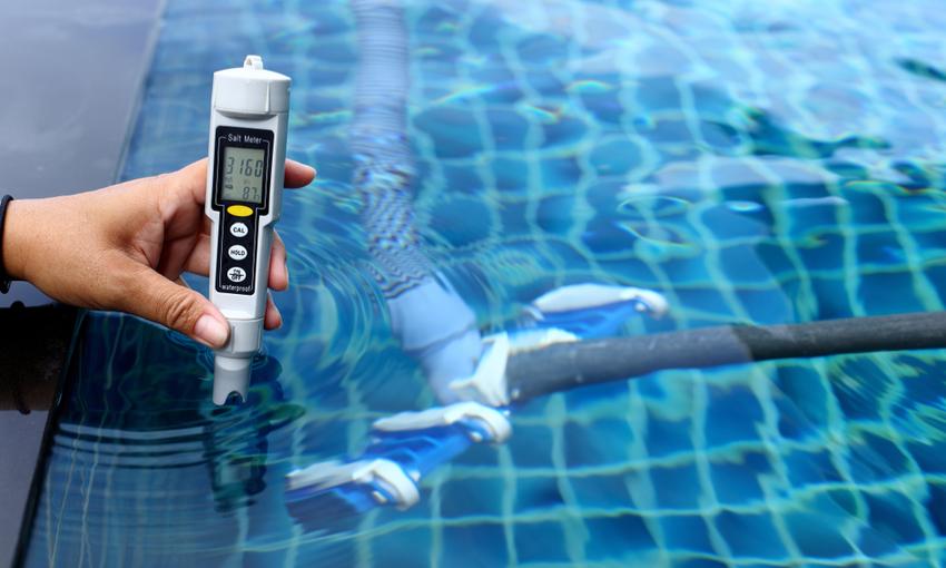 cloro acqua piscina