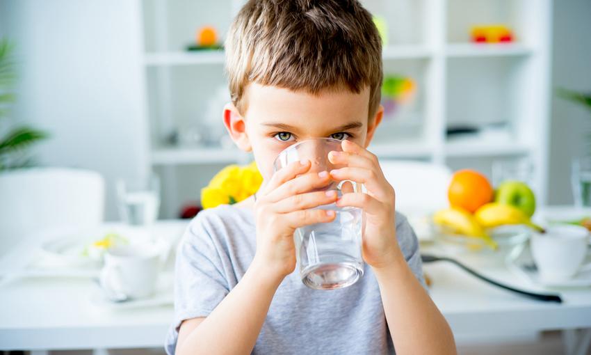 cloro acqua rubinetto