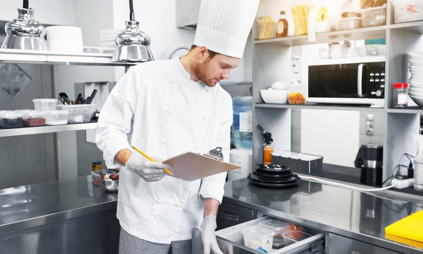 conservare gli alimenti ristorante