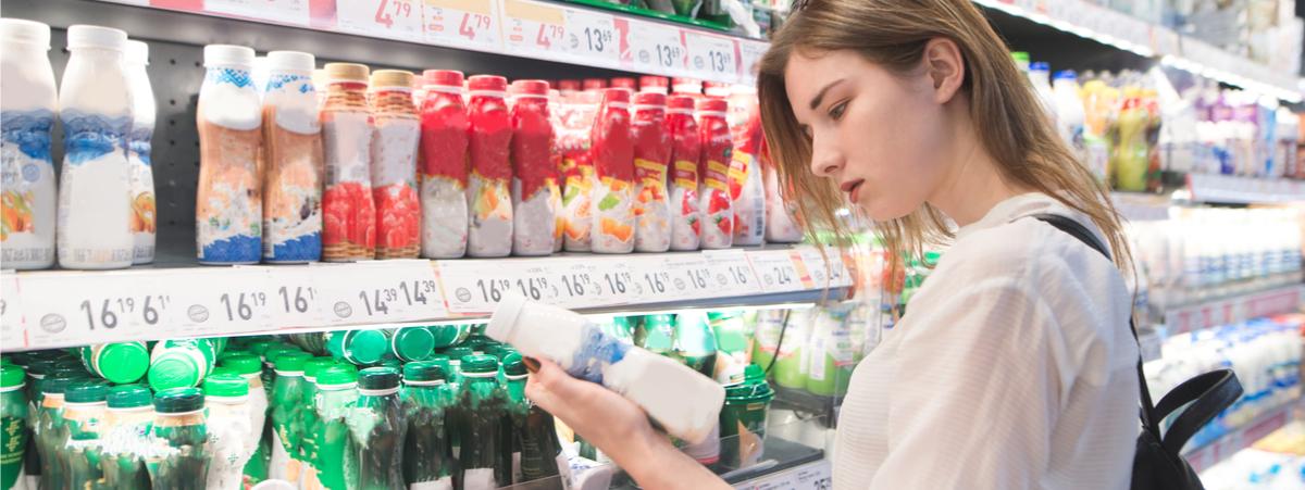 etichette alimentari sondaggio ismea
