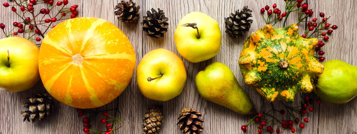 frutta e verdura di stagione a dicembre