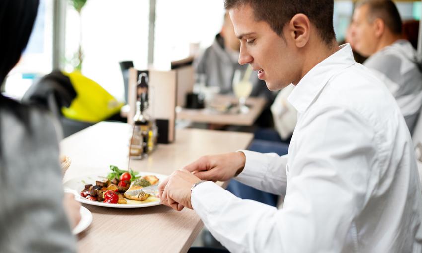 mangiare in pausa pranzo