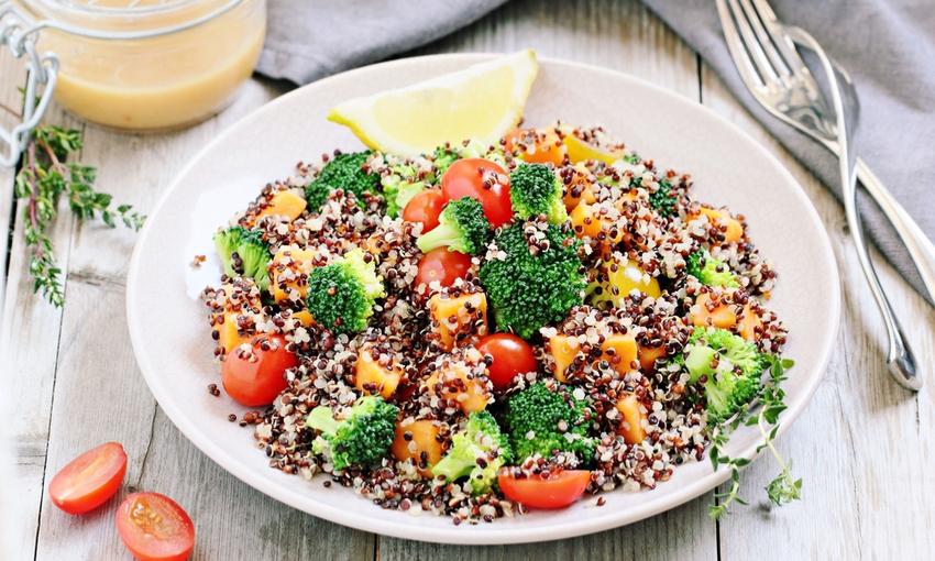 quinoa cibo di tendenza
