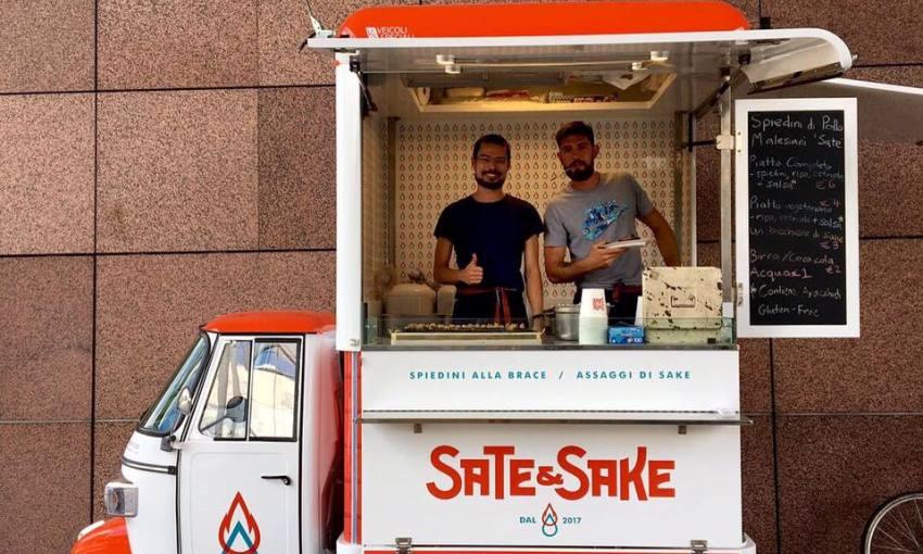 sate & sake