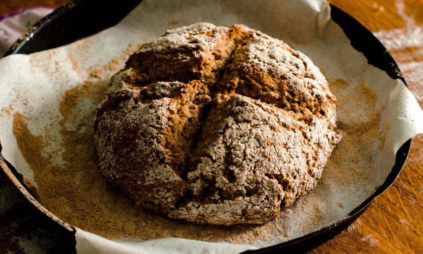 soda bread ricetta