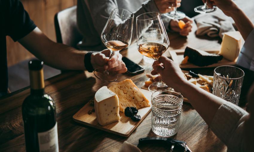 degustazioni vino e formaggi