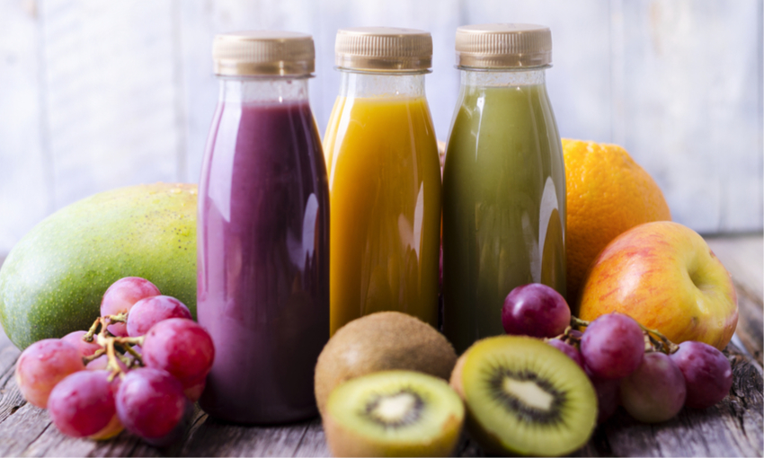 lista succhi 100 frutta
