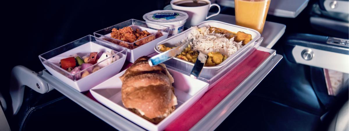 pasti in aereo