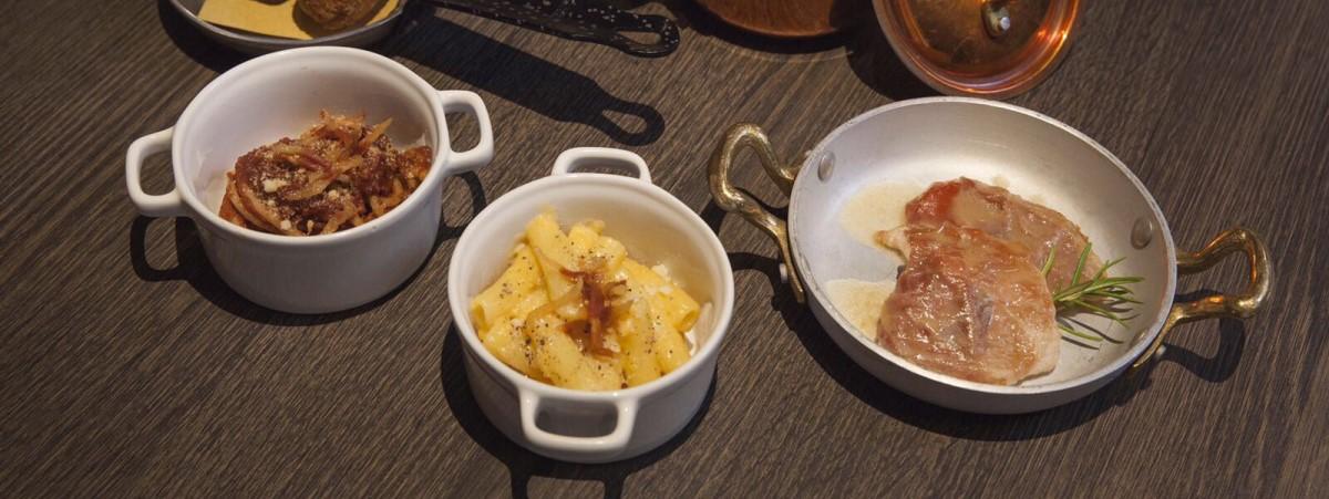 ristorante assaggia roma