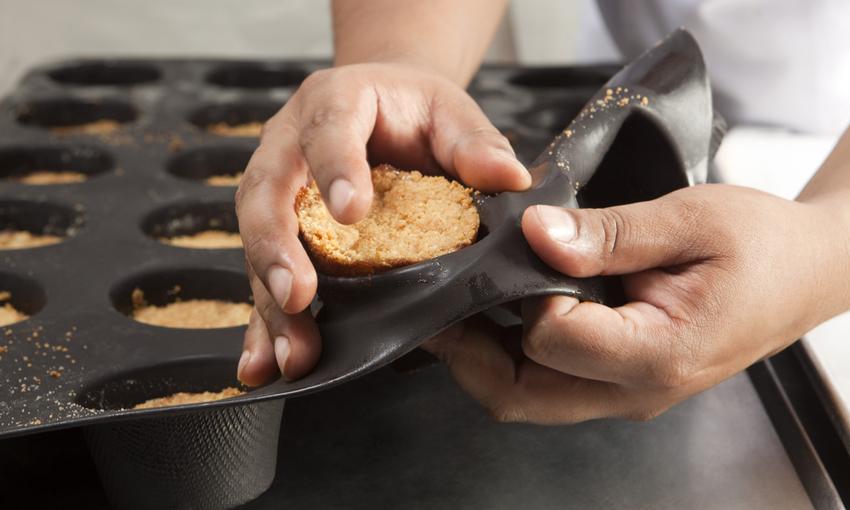 utilizzo stampi alimentari in silicone