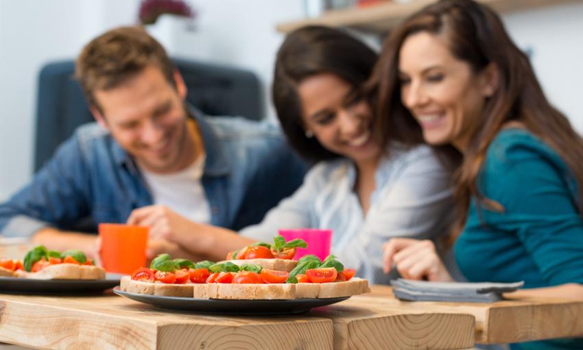 come migliorare il rapporto con il cibo
