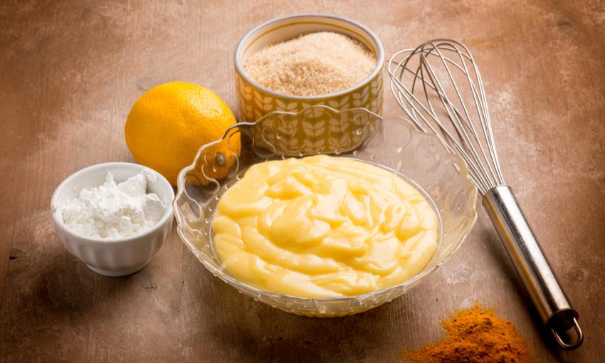 ingredienti crema vegan zeppole
